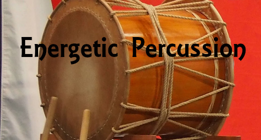 Energetic percussion
