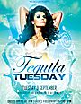 Tequila Tuesday Flyer Template