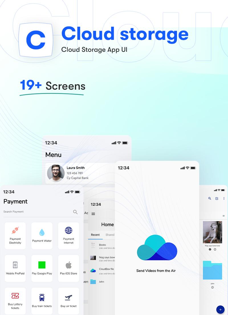 ProKit - Best Selling Flutter UI Kit - 5