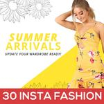 Instagram Fashion Banner Bundle - 5