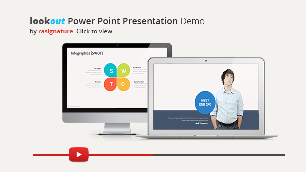 CLICK HERE FOR DEMO lookout PRESENTATION