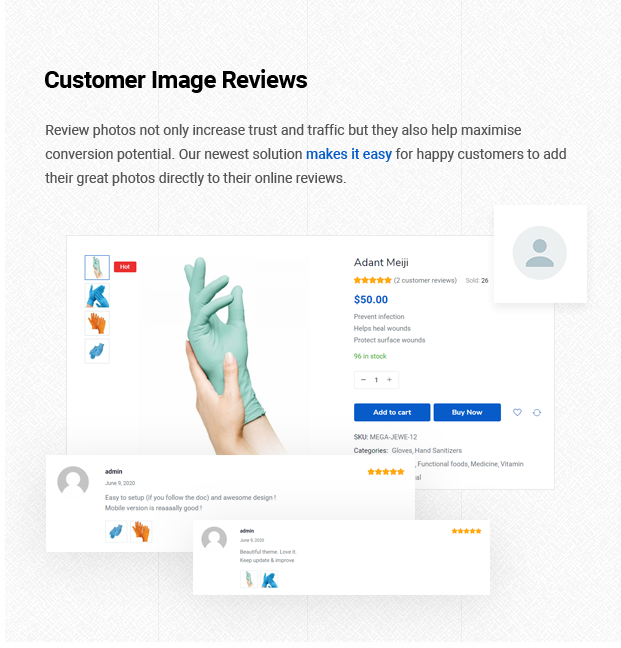 Diza - Pharmacy Store Elementor WooCommerce Theme - 14