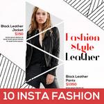 Instagram Fashion Banner Bundle - 26