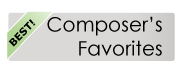 Composer's Favorites