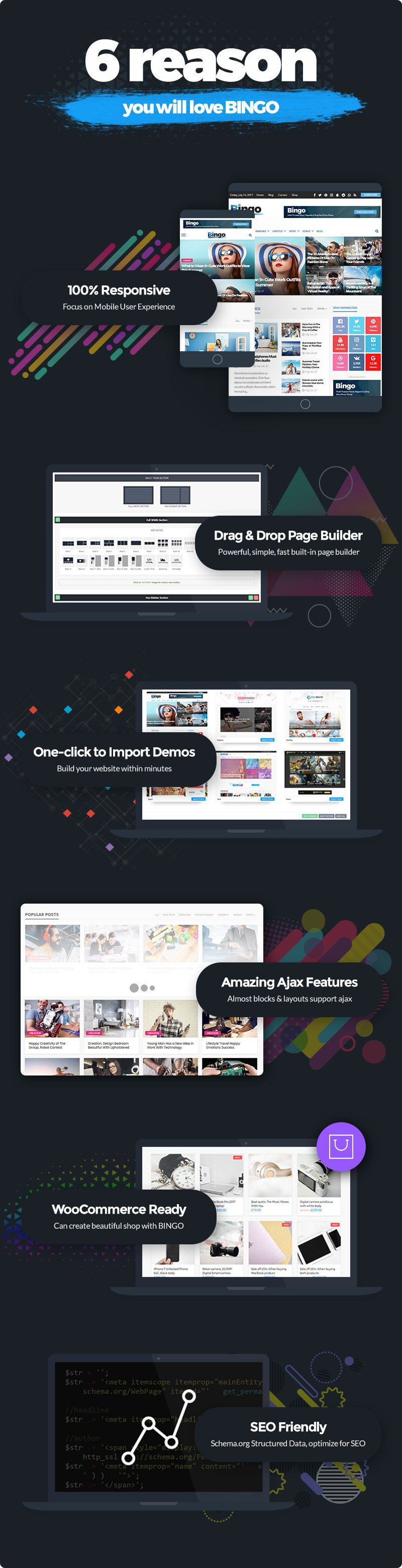 Bingo - Multi-Purpose Newspaper & Magazine Theme by Theme-Ruby ...