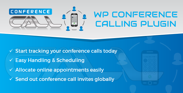 Wordpress Conference Call Plugin