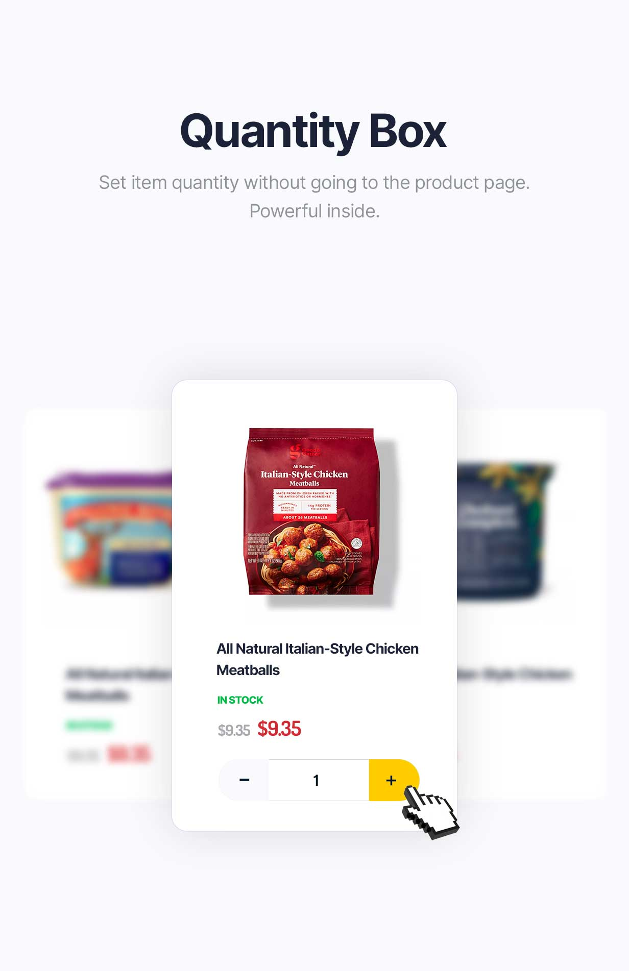 Bacola - Grocery Store and Food eCommerce Theme - 3