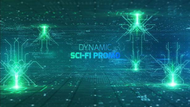 Dynamic Sci-fi Promo - 2