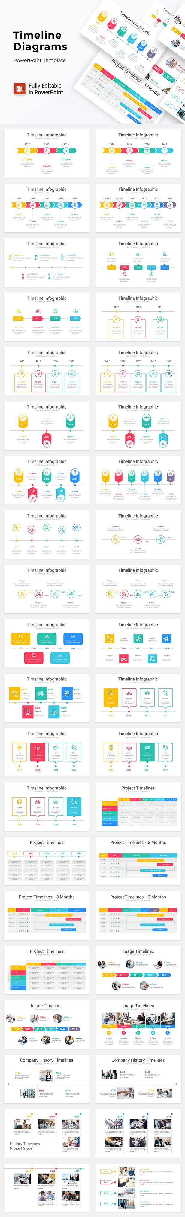 Slide Deck - Multipurpose PowerPoint Template - 3