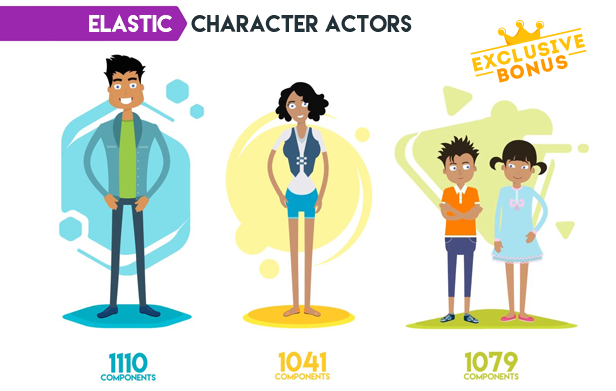 AinTrailers | Explainer Video Toolkit with Character Animation Builder - 19