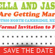 Wedding - Save The Date - Love Code - 66