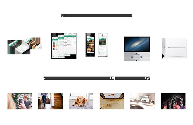 Free Mock-ups and Photos