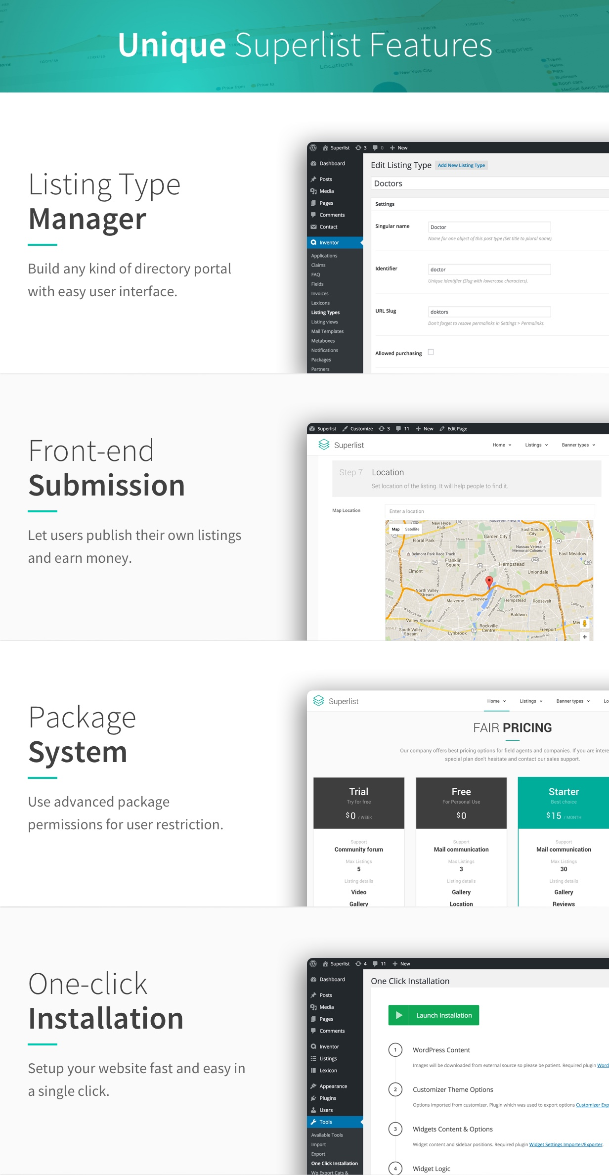 Superlist - Directory WordPress Theme by aviators | ThemeForest