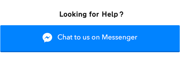 Chat to us on Messenger
