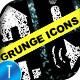 Grunge Icons V.1.0