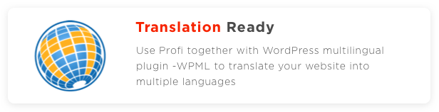 Profi WP WPML Translation Ready