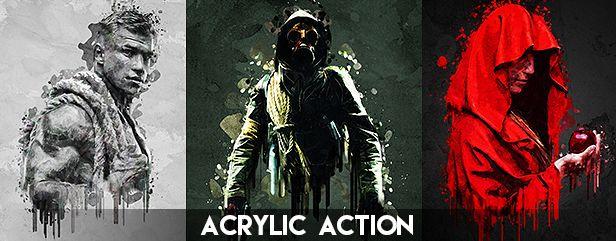 Archi Sketch Photoshop Action - 50