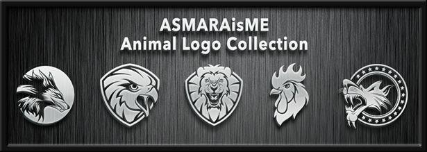 Wolf Head Logo Template - 1