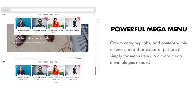 Venosa - Magazine & Blog WordPress Theme - 13
