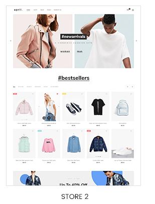 men vs women fashion store shopify