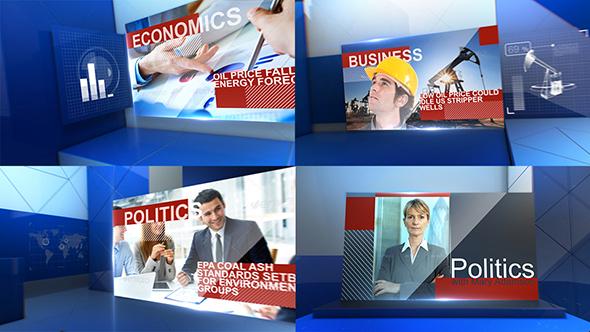 TV Broadcast Program - 4