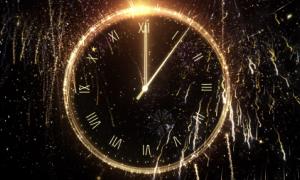 New Year Countdown Clock Memories - 26