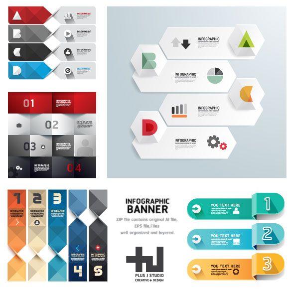 Book Diagram Creative Paper Cut Style - 3