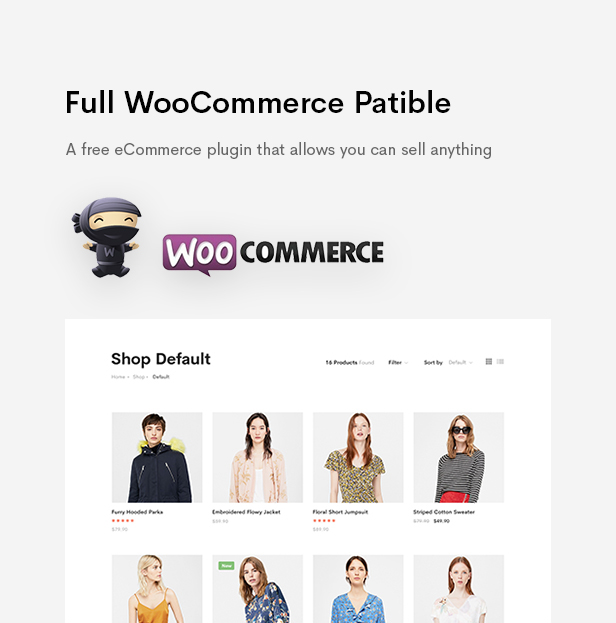 Supro - Minimalist AJAX WooCommerce WordPress Theme - 11