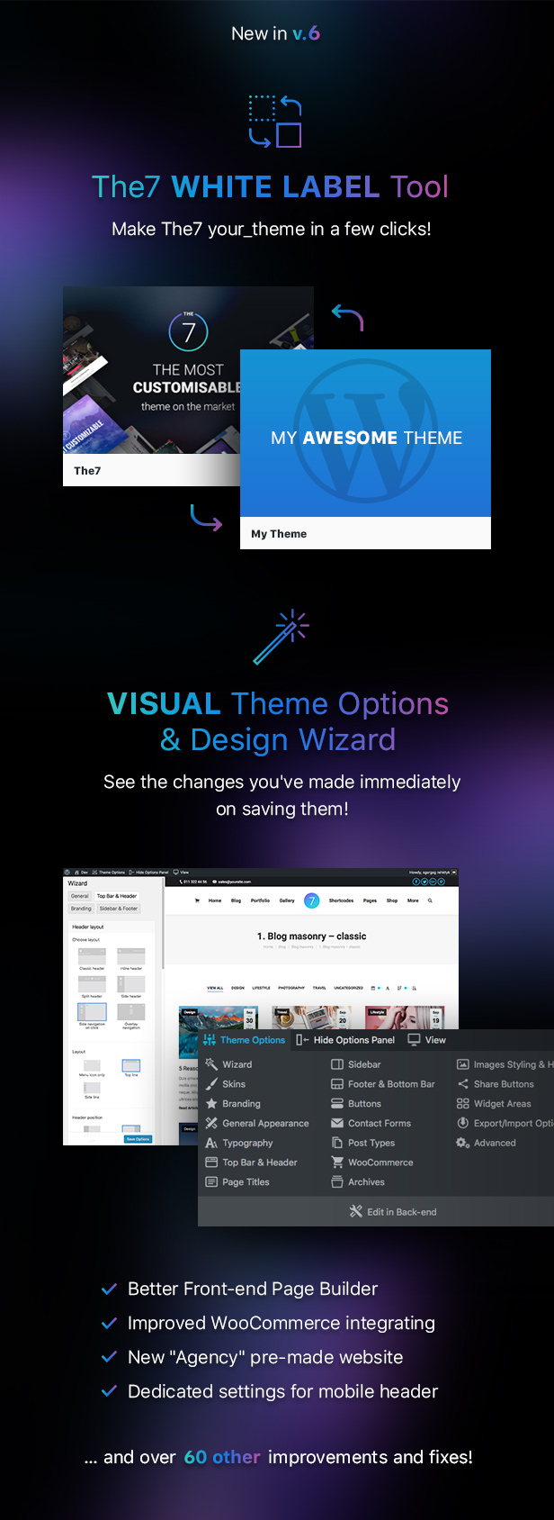 the7 multi purpose website building toolkit for wordpress by dream