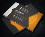 Sticker Business Card - 122