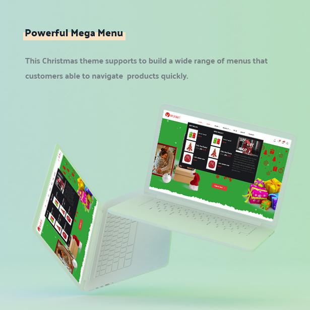 Leo Biomart Gifts Prestashop Theme For Christmas