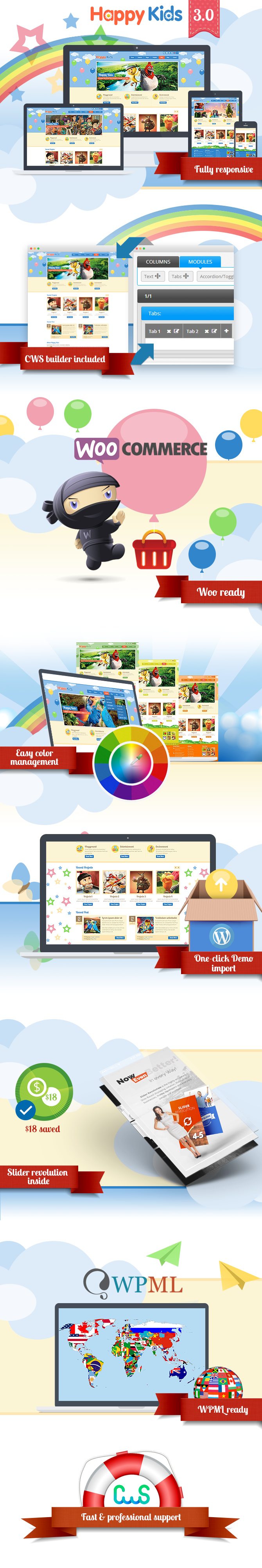 HappyKids-Children-WordPress-Theme