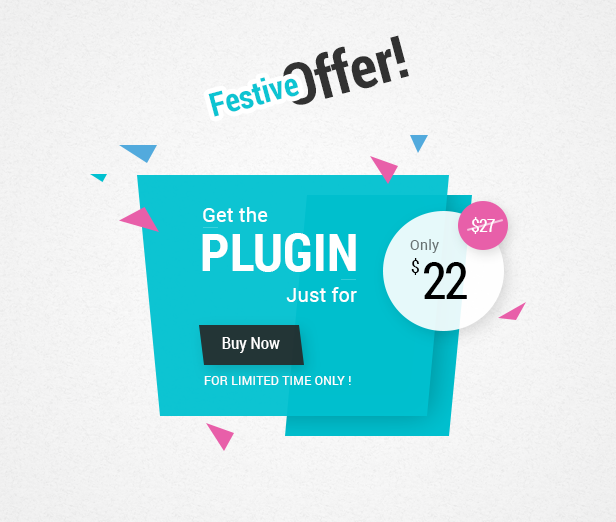 WP Blog Manager- Festival-offer