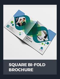 Square Brochure - 12