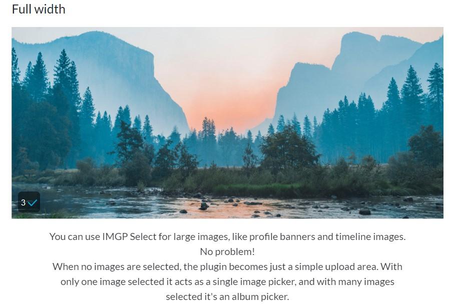 IMGP seç-Görüntü Modern tarayıcı için eklenti seç - 4