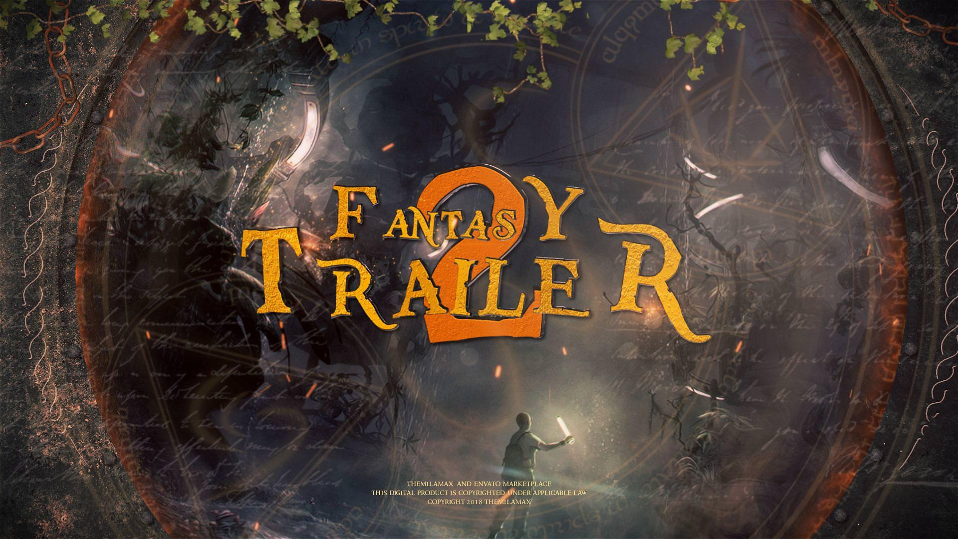 Fantasy Trailer 2 - 8