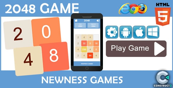 Chase Zombie - HTML5 Game (Construct 3) - 5