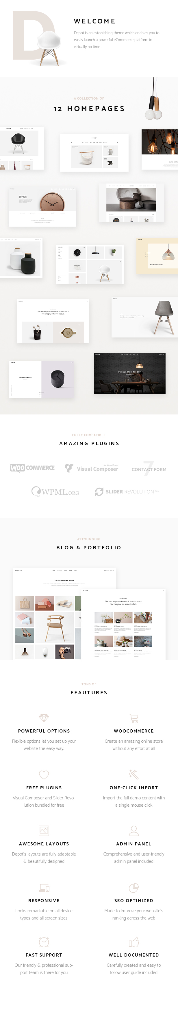 Depot - A Contemporary Theme for eCommerce - 1