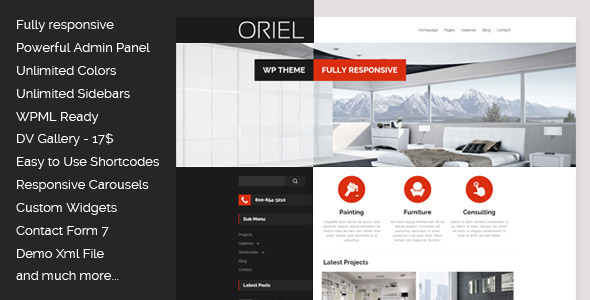 Arc - Responsive Architect Business WP Theme - 2