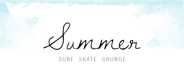 Summer Blog Title Graphic