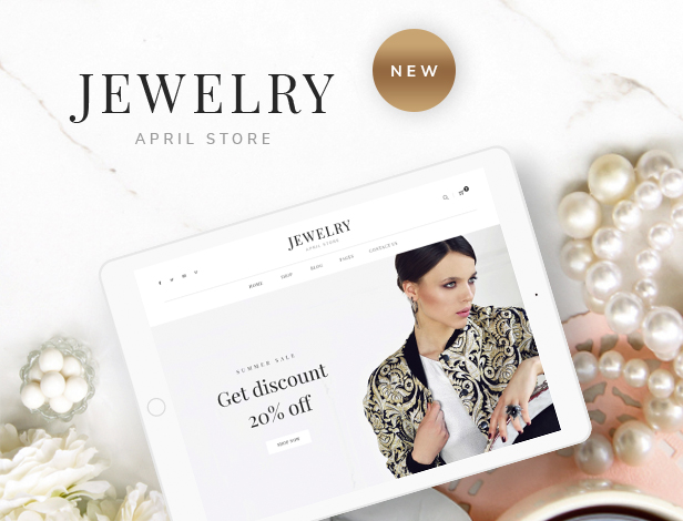 APRIL - Fashion WooCommerce WordPress Theme - 14