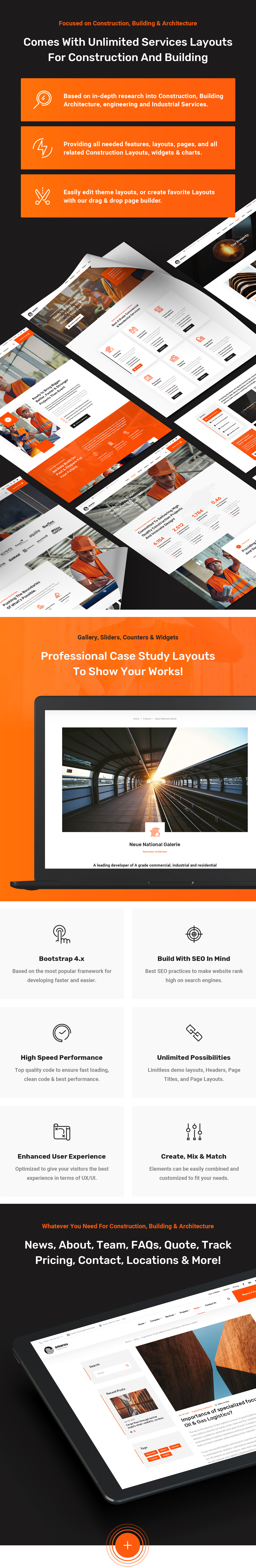 Amarou - Construction and Building HTML5 Template - 7
