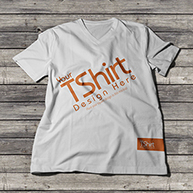 T-Shirt Mock-up - 1