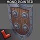 crest militia shield