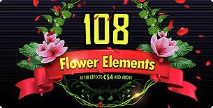 108 Flower Elements