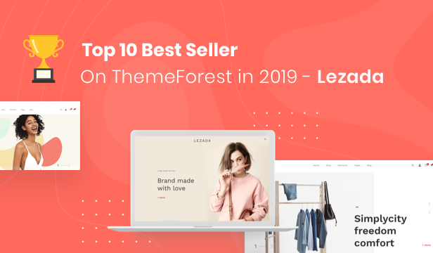 Lezada - Fashion WooCommerce WordPress Theme - 6