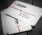 Sticker Business Card - 116
