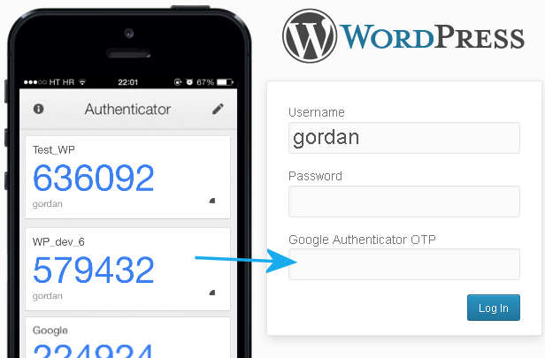 5sec Google Authenticator 2-Step Login Protection - 1