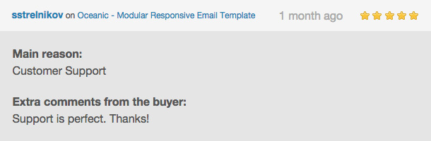 Oceanic - Modular Responsive Email Template - 7