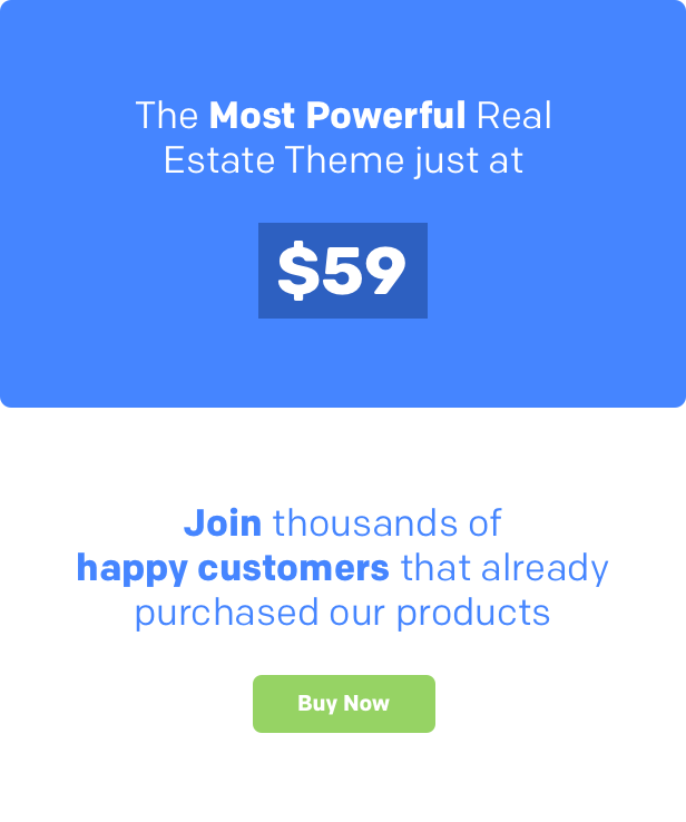 buy real estate wordpress theme